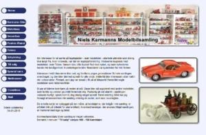 Modelbilsamling