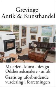 Grevinge Antik og Kunsthandel