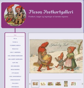 Fleson Postkortgalleri