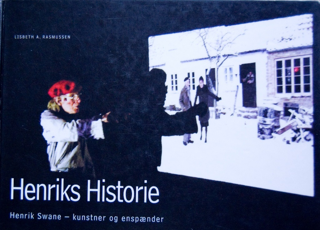 Sidste nye Bogen om Henrik Swane - antik-blog.dk QK-13